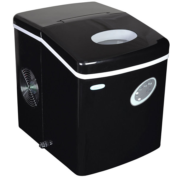 NewAir AI-100BK Portable Ice Maker