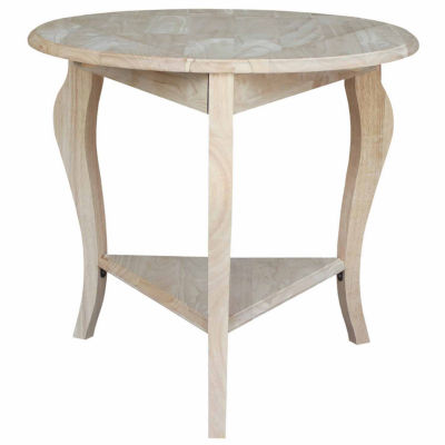 Cambria Drop Leaf End Table