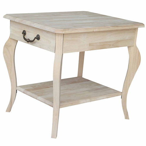 Cambria 1-Drawer End Table