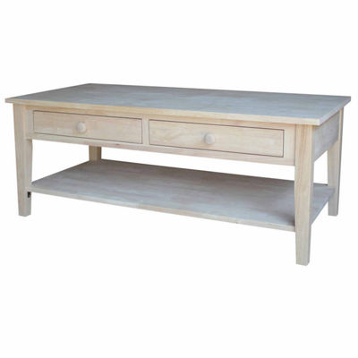 Spencer 2-Drawer Coffee Table