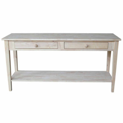 Spencer 2-Drawer Console Table