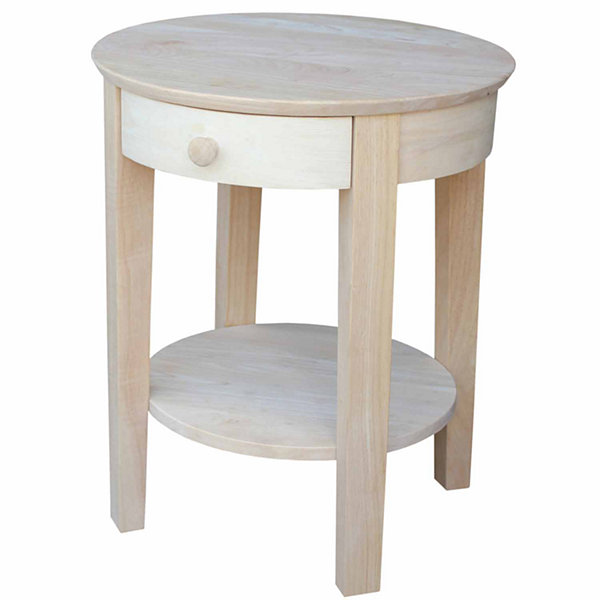 Philips 1-Drawer End Table