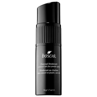 boscia Charcoal Deodorant Natural Talc-Free Powder Spray