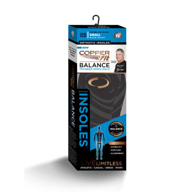 Copper Fit Balance Insoles Shoe Insoles - Unisex