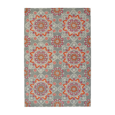 Kaleen Global Inspiration Minka Rectangular Rug