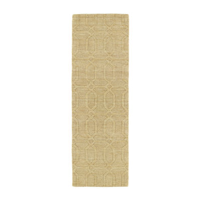 Kaleen Imprints Modern Links Rectangular Rug