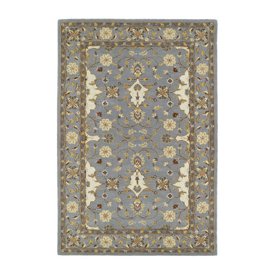 Kaleen Middleton Kashan Rectangular Rugs