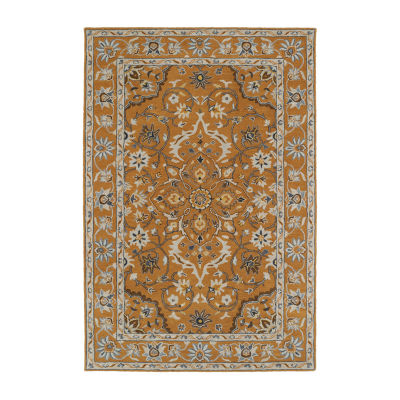 Kaleen Middleton Tabriz Rectangular Rugs