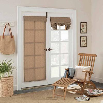 Parasol Key Largo Grommet-Top Door Panel Curtain