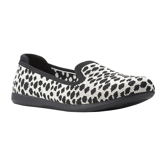 Clarks Womens Carly Dream Slip-On Shoe
