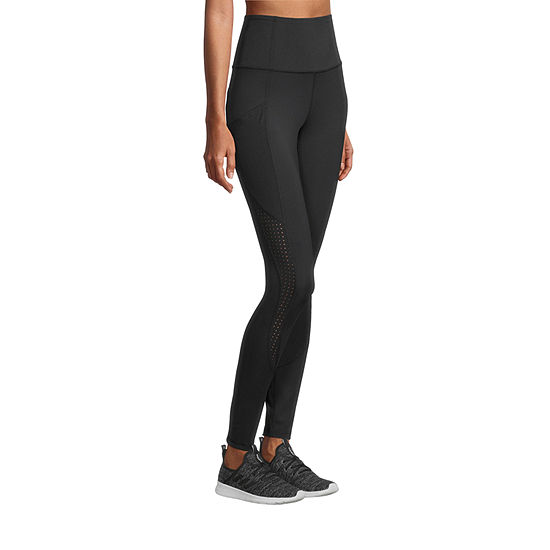 Xersion Move Womens High Rise Full Length Leggings (Was $44, Now $29.99)