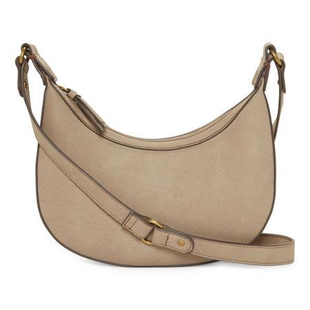 a.n.a Tara Crossbody Bag, One Size , Beige