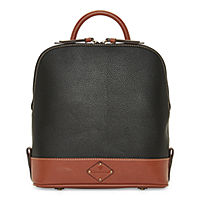 St. John's Bay Bristol Backpack (Black)