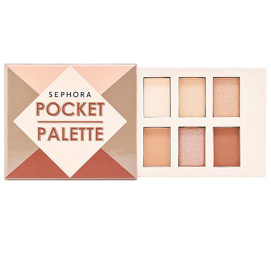 SEPHORA COLLECTION Mini Pocket Palette Eyeshadow Palette