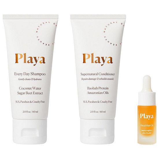 Playa Healthy Hair Mini Essentials Kit