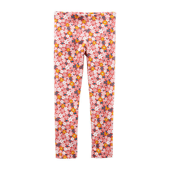 Carter's Toddler Girls Full Length Leggings