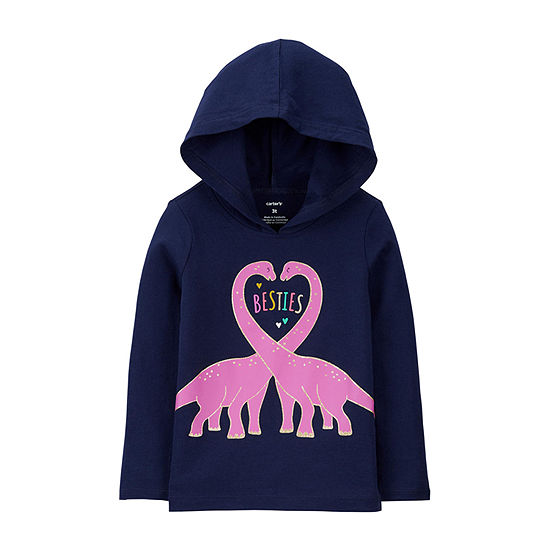 Carter's Toddler Girls Hoodie
