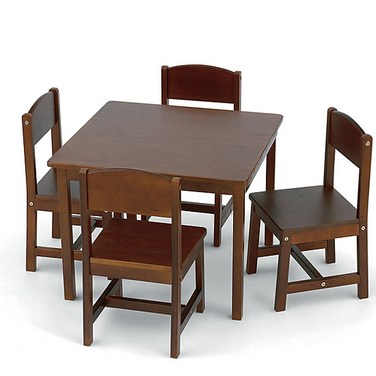 Farmhouse Table and Chairs Set