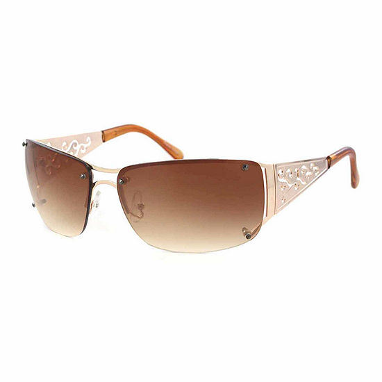 Glance Rimless Sunglasses