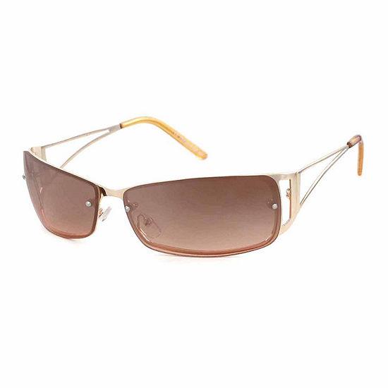 Glance Rimless Sunglasses