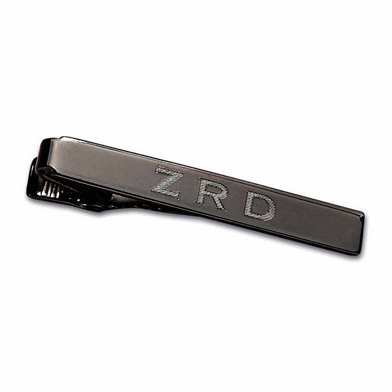 Personalized Tie Bar For Narrow Ties
