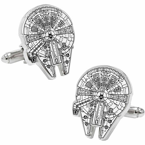 Star Wars™ Millennium Falcon Cuff Links