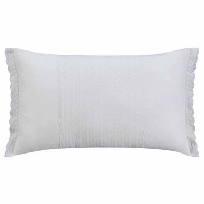 Williamsburg Burwell 12x20 Oblong Throw Pillow