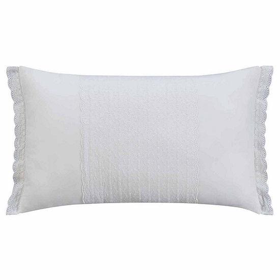 Williamsburg Burwell 12x20 Oblong Throw Pillow