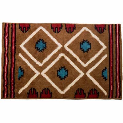 Hiend Accents Navajo Bath Rug Jcpenney