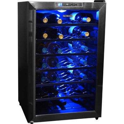 NewAir AW-281E Thermoelectric Wine Cooler
