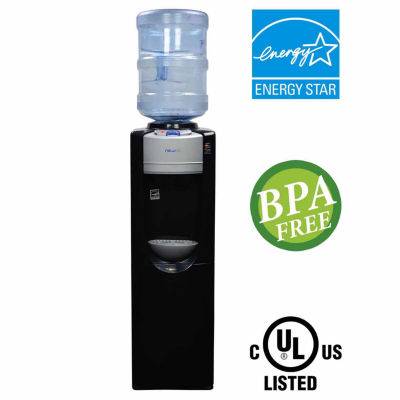 NewAir Pure Spring WAT30B BPA Free Hot Cold Water Dispenser