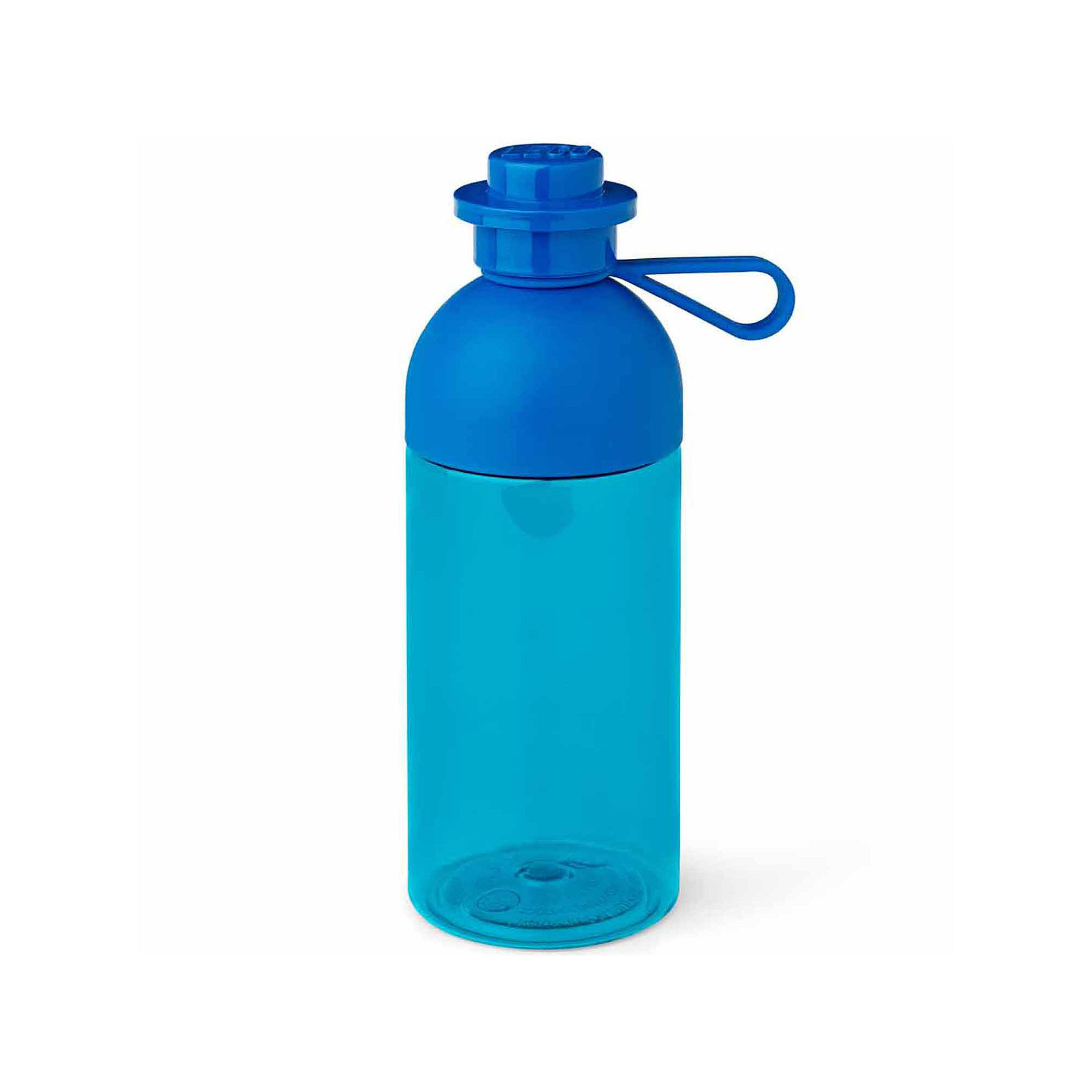 UPC 887988007456 product image for Lego Hydration Blue Water Bottle Drink Container Kids Mini Figure School 500ml | upcitemdb.com