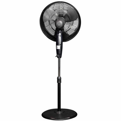 "NewAir AF-520B 18"" Oscillating Outdoor Misting Fan"""