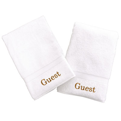 Linum Home Guest Hand Towels (Set Of 2)