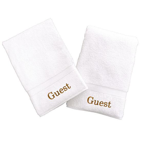 Linum Home Guest Hand Towels (Set Of 2)