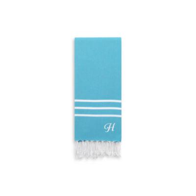 Linum Home Textiles Alara  Personalized Turkish Pestemal Hand/Guest Towel