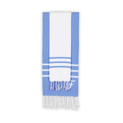 Linum Home Textiles Alara  Turkish Pestemal Beach Towel Set