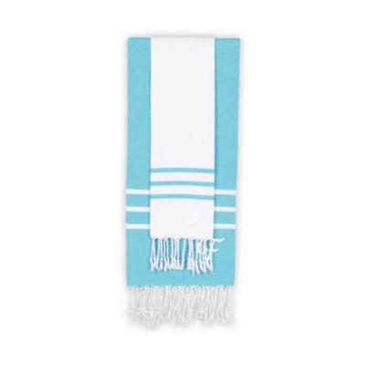 Linum Home Textiles Alara  Turkish Pestemal BeachTowel Set