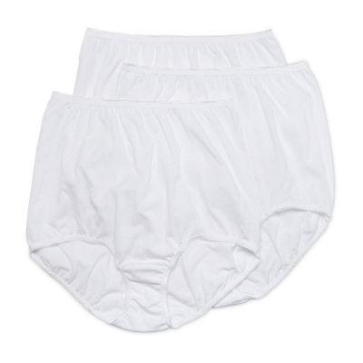 Underscore Cotton 3 Pack Knit Brief Panty 0218711