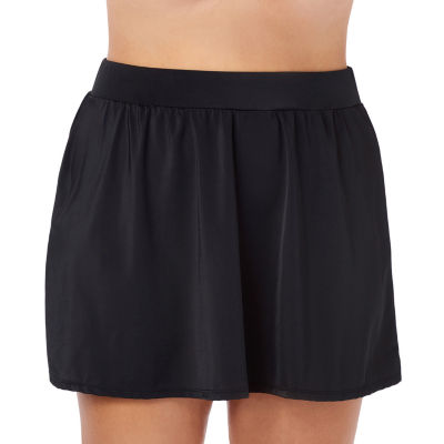 Trimshaper Womens Swim Skirt Plus