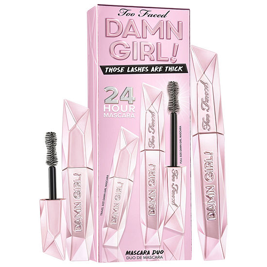 Too Faced Damn Girl, Those Lashes Are Thick! Mascara Set