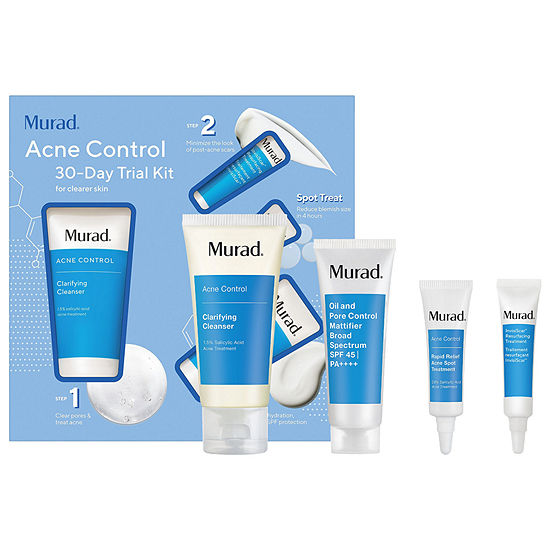 Murad Acne Control 30-Day Trial Kit for Clearer Skin