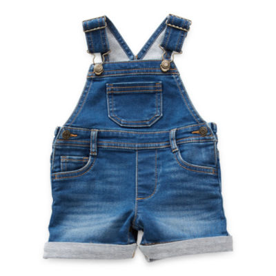 Okie Dokie Baby Boys Shortalls