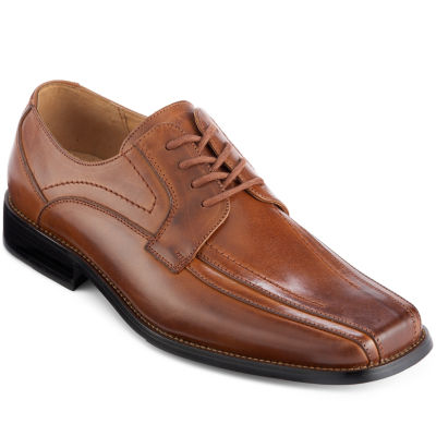 Stacy Adams® Corrado Mens Bicycle Toe Leather Oxfords