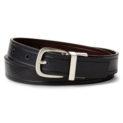 IZOD® Embossed Edge Reversible Belt - Boys 8-20
