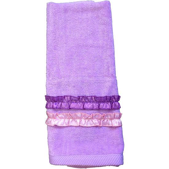 Ruffle Power Hand Towel