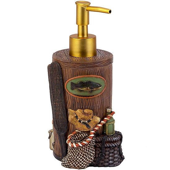 Avanti Rather Be Fishing Soap Dispenser