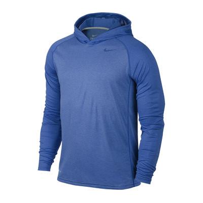 Nike® Long Sleeve Dri-FIT Touch Hoodie