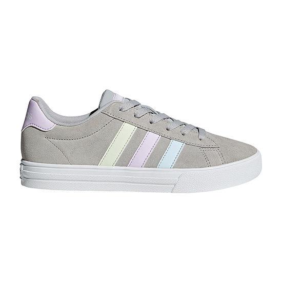 adidas Daily 2.0 K Girls Skate Shoes - Big Kids