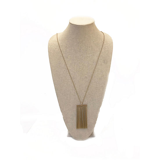 a.n.a 32 Inch Cable Pendant Necklace